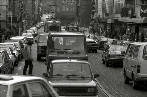 Domstraße 1982