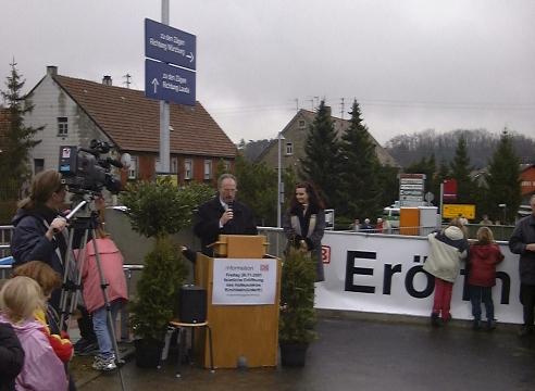 Eröffnung Hp Krichheim